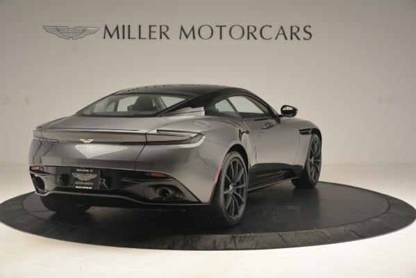 New 2019 Aston Martin DB11 V12 AMR Coupe for sale Sold at Bentley Greenwich in Greenwich CT 06830 7