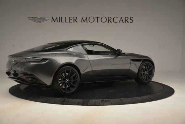 New 2019 Aston Martin DB11 V12 AMR Coupe for sale Sold at Bentley Greenwich in Greenwich CT 06830 8