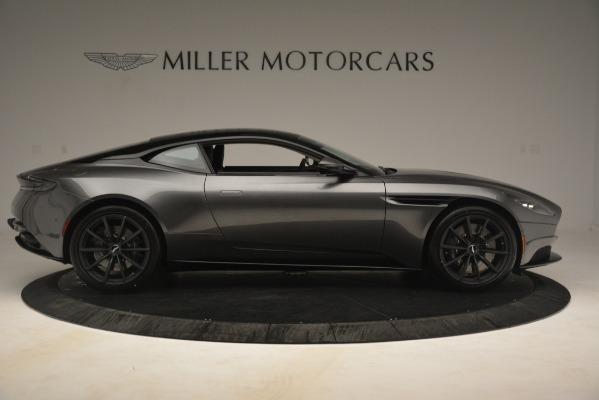 New 2019 Aston Martin DB11 V12 AMR Coupe for sale Sold at Bentley Greenwich in Greenwich CT 06830 9