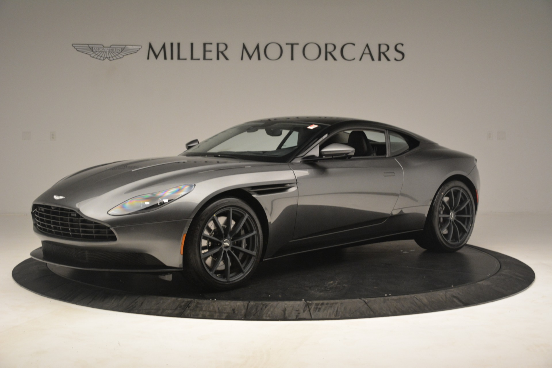 New 2019 Aston Martin DB11 V12 AMR Coupe for sale Sold at Bentley Greenwich in Greenwich CT 06830 1