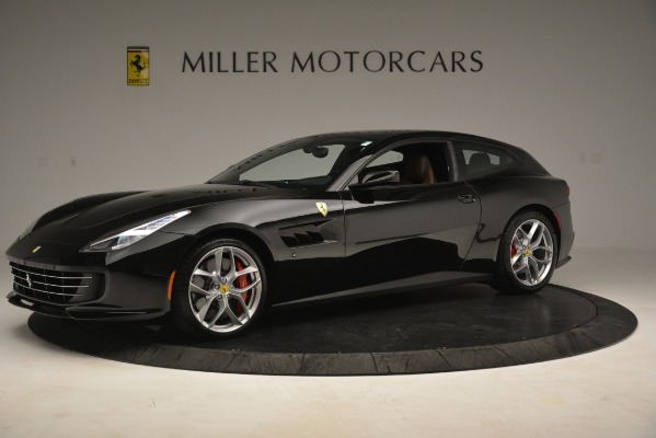 Used 2018 Ferrari GTC4Lusso T for sale Sold at Bentley Greenwich in Greenwich CT 06830 2