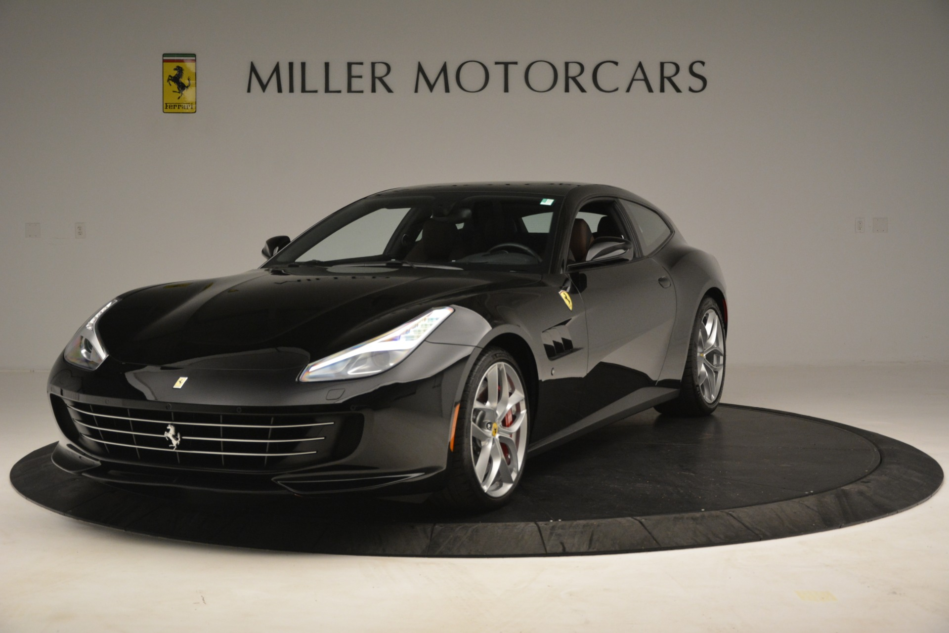 Used 2018 Ferrari GTC4Lusso T for sale Sold at Bentley Greenwich in Greenwich CT 06830 1
