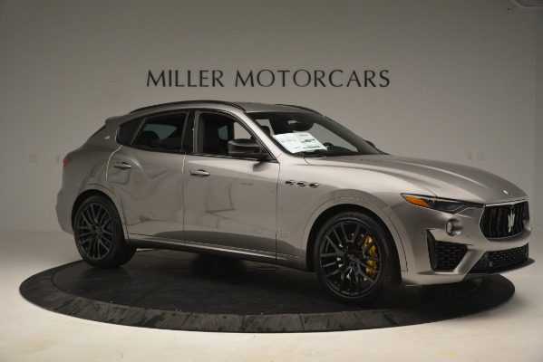 New 2019 Maserati Levante S Q4 GranSport for sale $104,825 at Bentley Greenwich in Greenwich CT 06830 10