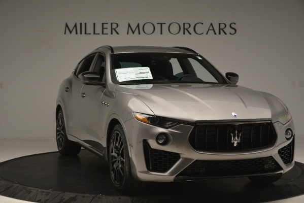 New 2019 Maserati Levante S Q4 GranSport for sale $104,825 at Bentley Greenwich in Greenwich CT 06830 11