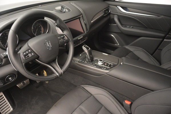 New 2019 Maserati Levante S Q4 GranSport for sale $104,825 at Bentley Greenwich in Greenwich CT 06830 13