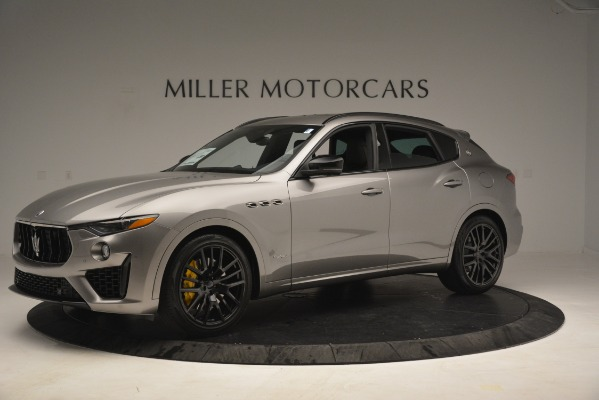 New 2019 Maserati Levante S Q4 GranSport for sale $104,825 at Bentley Greenwich in Greenwich CT 06830 2