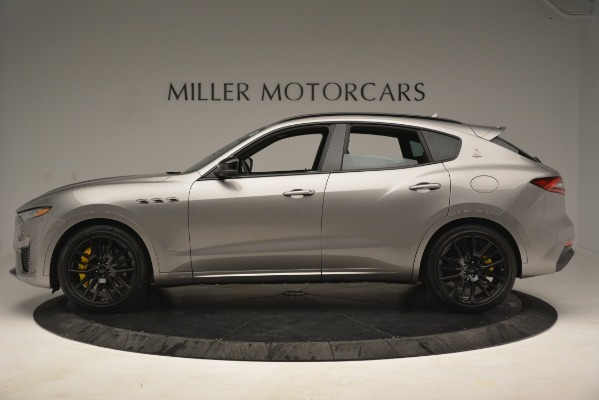 New 2019 Maserati Levante S Q4 GranSport for sale $104,825 at Bentley Greenwich in Greenwich CT 06830 3