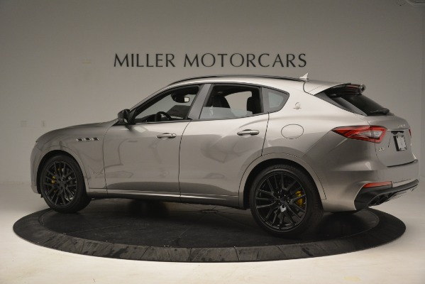 New 2019 Maserati Levante S Q4 GranSport for sale $104,825 at Bentley Greenwich in Greenwich CT 06830 4
