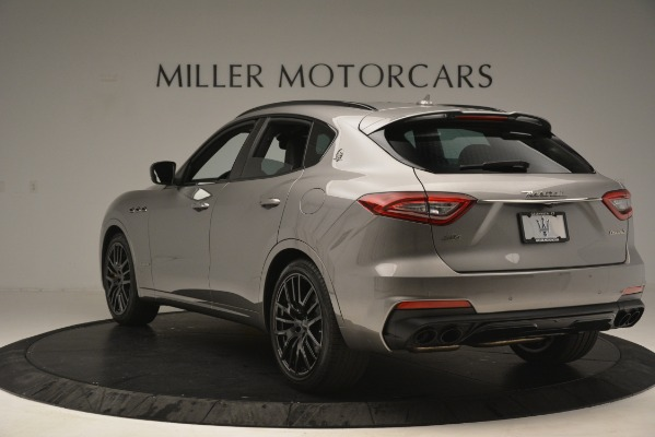 New 2019 Maserati Levante S Q4 GranSport for sale $104,825 at Bentley Greenwich in Greenwich CT 06830 5
