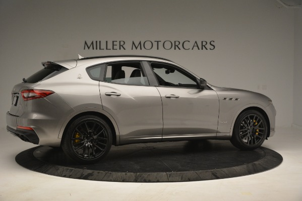 New 2019 Maserati Levante S Q4 GranSport for sale $104,825 at Bentley Greenwich in Greenwich CT 06830 8