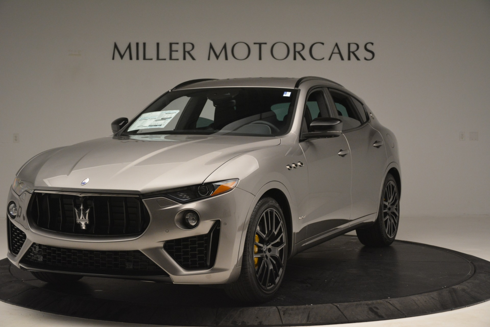 New 2019 Maserati Levante S Q4 GranSport for sale $104,825 at Bentley Greenwich in Greenwich CT 06830 1