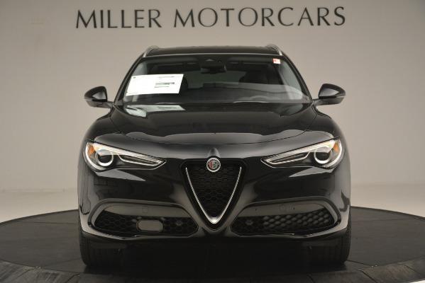 New 2019 Alfa Romeo Stelvio Ti Q4 for sale Sold at Bentley Greenwich in Greenwich CT 06830 12