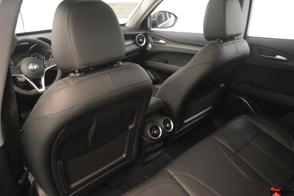 New 2019 Alfa Romeo Stelvio Ti Q4 for sale Sold at Bentley Greenwich in Greenwich CT 06830 19