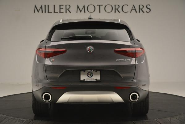 New 2019 Alfa Romeo Stelvio Ti Lusso Q4 for sale Sold at Bentley Greenwich in Greenwich CT 06830 6