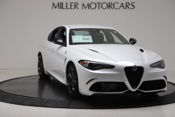 New 2019 Alfa Romeo Giulia Quadrifoglio for sale Sold at Bentley Greenwich in Greenwich CT 06830 11