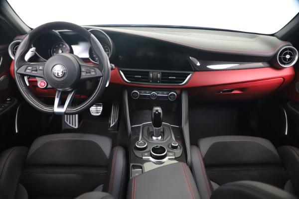 New 2019 Alfa Romeo Giulia Quadrifoglio for sale Sold at Bentley Greenwich in Greenwich CT 06830 16