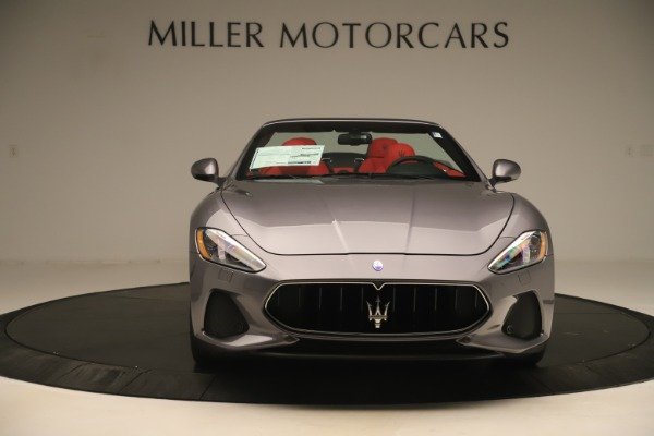 New 2018 Maserati GranTurismo Sport Convertible for sale Sold at Bentley Greenwich in Greenwich CT 06830 12