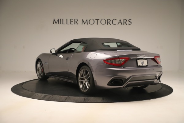 New 2018 Maserati GranTurismo Sport Convertible for sale $159,740 at Bentley Greenwich in Greenwich CT 06830 15