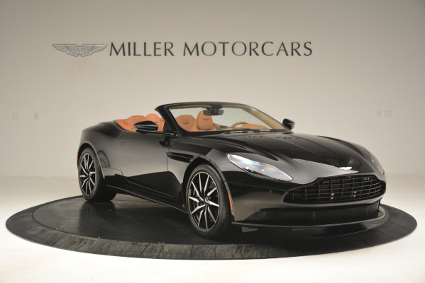 New 2019 Aston Martin DB11 V8 Convertible for sale Sold at Bentley Greenwich in Greenwich CT 06830 11