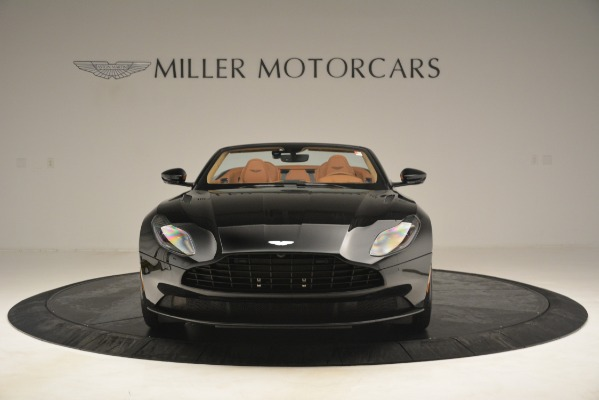 New 2019 Aston Martin DB11 V8 Convertible for sale Sold at Bentley Greenwich in Greenwich CT 06830 12