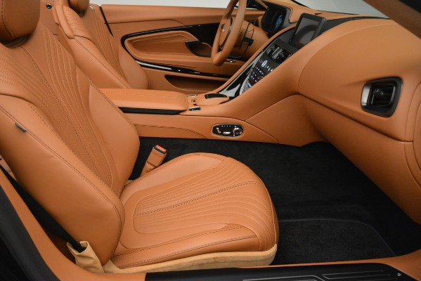 New 2019 Aston Martin DB11 V8 Convertible for sale Sold at Bentley Greenwich in Greenwich CT 06830 25