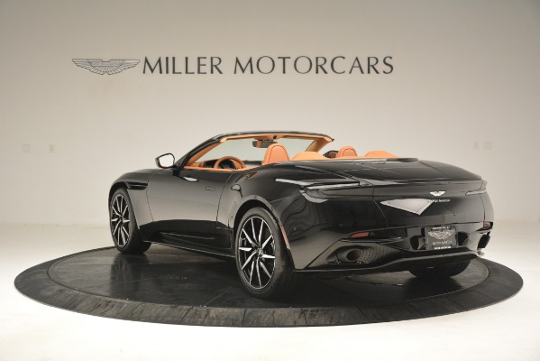 New 2019 Aston Martin DB11 V8 Convertible for sale Sold at Bentley Greenwich in Greenwich CT 06830 5