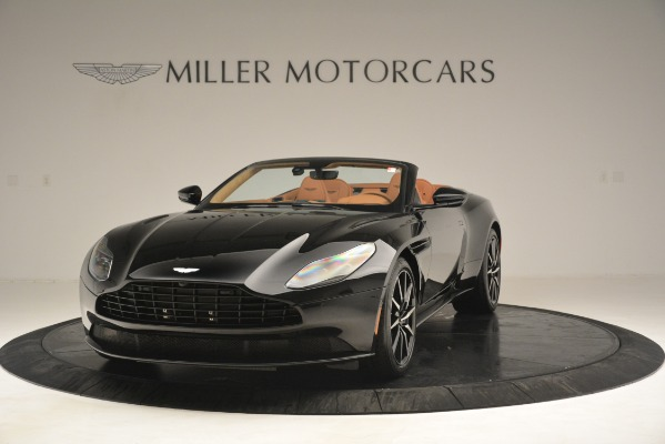 New 2019 Aston Martin DB11 V8 Convertible for sale Sold at Bentley Greenwich in Greenwich CT 06830 1
