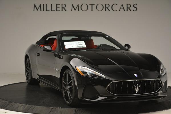 New 2018 Maserati GranTurismo Sport Convertible for sale Sold at Bentley Greenwich in Greenwich CT 06830 22