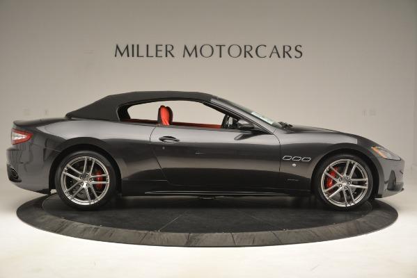 New 2018 Maserati GranTurismo Sport Convertible for sale Sold at Bentley Greenwich in Greenwich CT 06830 18