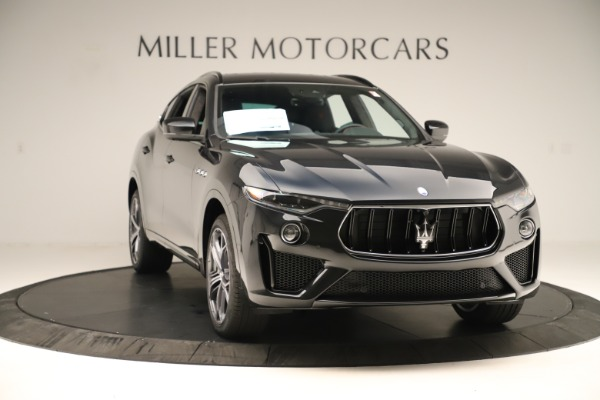 New 2019 Maserati Levante GTS for sale Sold at Bentley Greenwich in Greenwich CT 06830 11