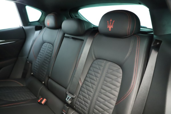 New 2019 Maserati Levante GTS for sale Sold at Bentley Greenwich in Greenwich CT 06830 18