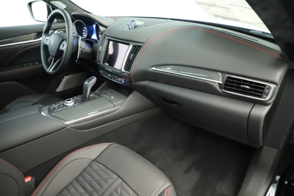 New 2019 Maserati Levante GTS for sale Sold at Bentley Greenwich in Greenwich CT 06830 22