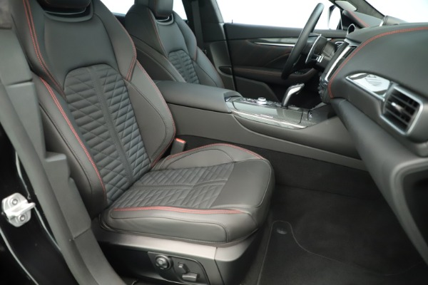 New 2019 Maserati Levante GTS for sale Sold at Bentley Greenwich in Greenwich CT 06830 24