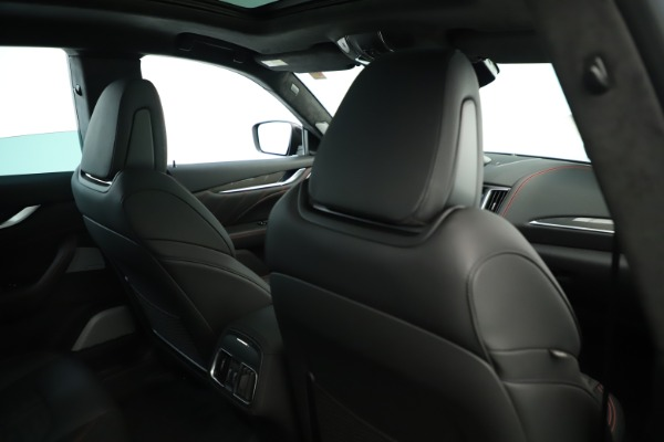 New 2019 Maserati Levante GTS for sale Sold at Bentley Greenwich in Greenwich CT 06830 28
