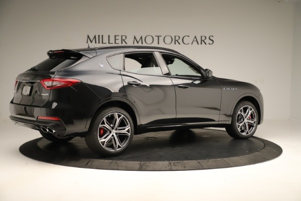 New 2019 Maserati Levante GTS for sale Sold at Bentley Greenwich in Greenwich CT 06830 8