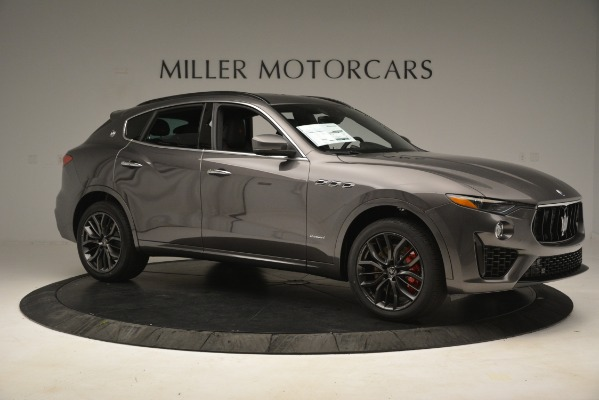 New 2019 Maserati Levante S Q4 GranSport for sale $103,440 at Bentley Greenwich in Greenwich CT 06830 10