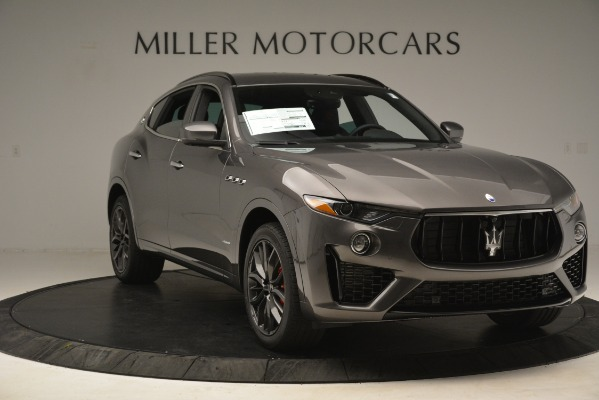 New 2019 Maserati Levante S Q4 GranSport for sale $103,440 at Bentley Greenwich in Greenwich CT 06830 11