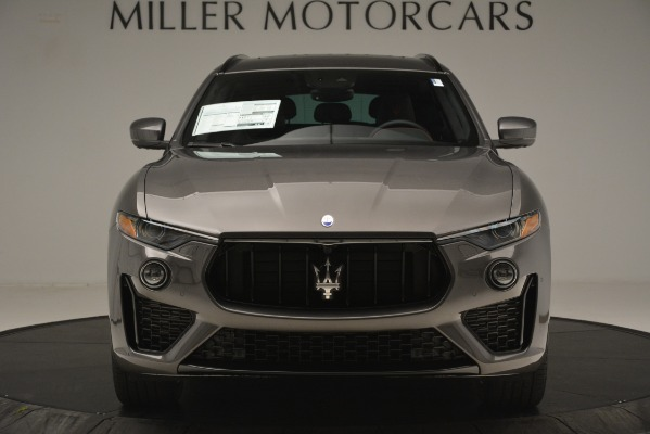 New 2019 Maserati Levante S Q4 GranSport for sale $103,440 at Bentley Greenwich in Greenwich CT 06830 12