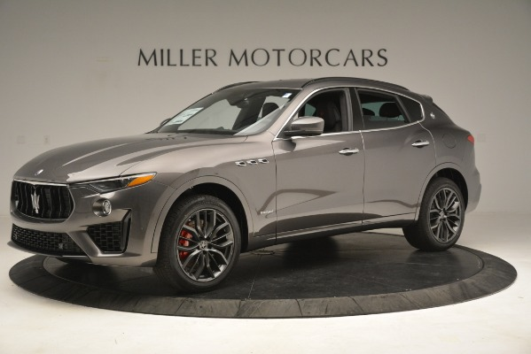 New 2019 Maserati Levante S Q4 GranSport for sale $103,440 at Bentley Greenwich in Greenwich CT 06830 2