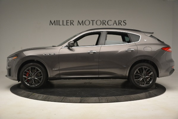 New 2019 Maserati Levante S Q4 GranSport for sale $103,440 at Bentley Greenwich in Greenwich CT 06830 3