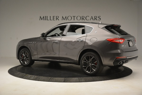 New 2019 Maserati Levante S Q4 GranSport for sale $103,440 at Bentley Greenwich in Greenwich CT 06830 4