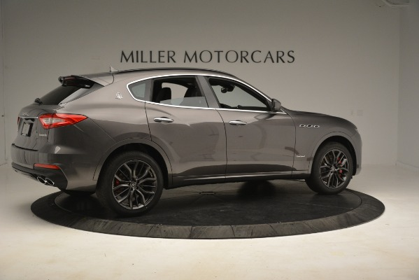 New 2019 Maserati Levante S Q4 GranSport for sale Sold at Bentley Greenwich in Greenwich CT 06830 8