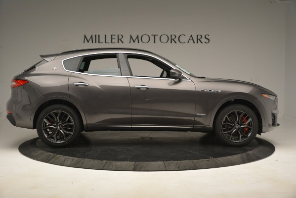 New 2019 Maserati Levante S Q4 GranSport for sale $103,440 at Bentley Greenwich in Greenwich CT 06830 9