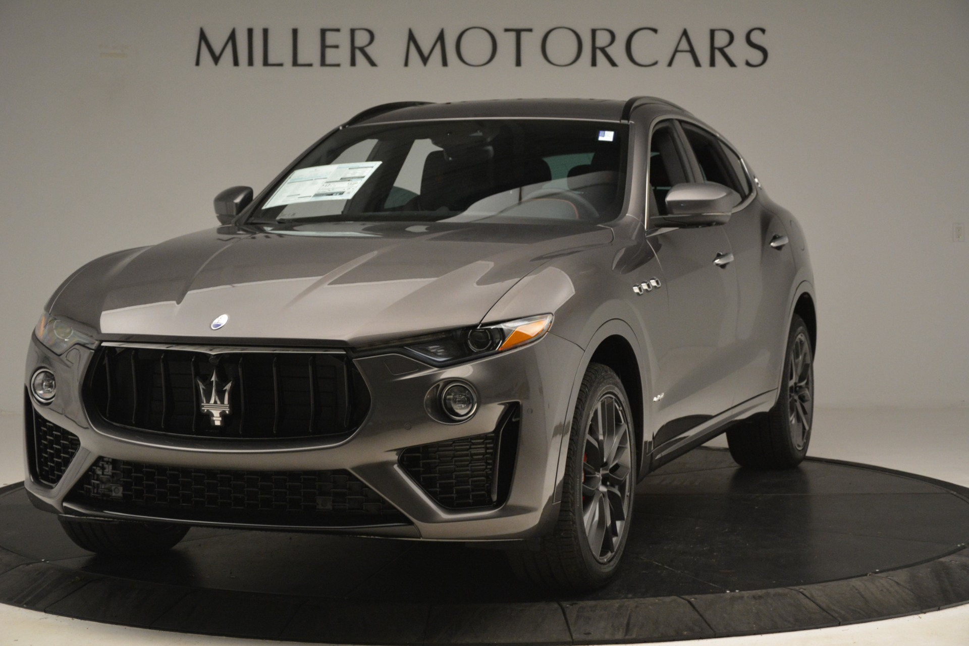 New 2019 Maserati Levante S Q4 GranSport for sale $103,440 at Bentley Greenwich in Greenwich CT 06830 1