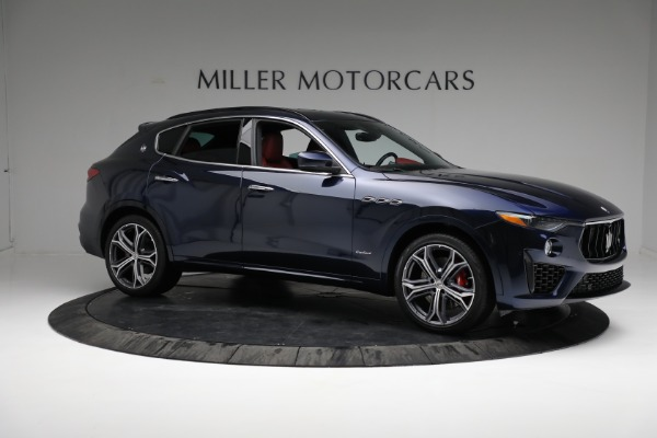 New 2019 Maserati Levante S Q4 GranSport for sale Sold at Bentley Greenwich in Greenwich CT 06830 10
