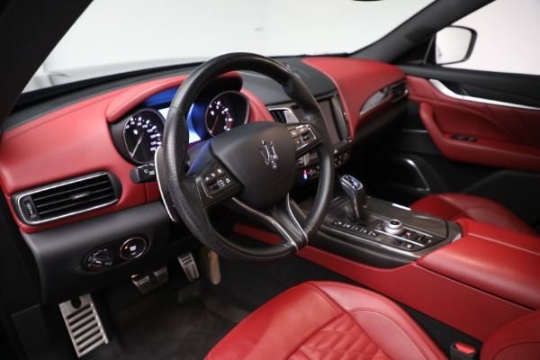 New 2019 Maserati Levante S Q4 GranSport for sale Sold at Bentley Greenwich in Greenwich CT 06830 13