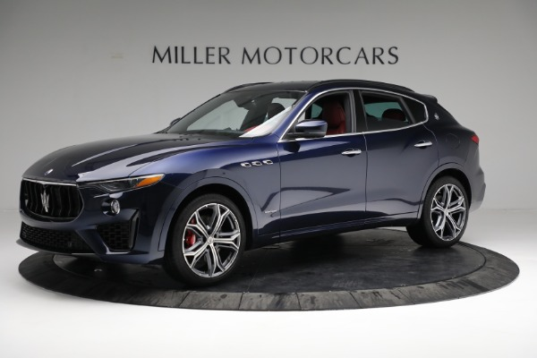 New 2019 Maserati Levante S Q4 GranSport for sale Sold at Bentley Greenwich in Greenwich CT 06830 2