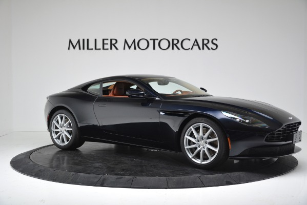 New 2019 Aston Martin DB11 V8 for sale Sold at Bentley Greenwich in Greenwich CT 06830 10