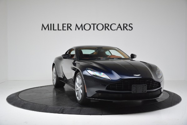 New 2019 Aston Martin DB11 V8 for sale Sold at Bentley Greenwich in Greenwich CT 06830 11