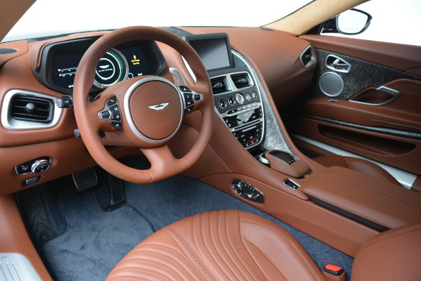 New 2019 Aston Martin DB11 V8 for sale Sold at Bentley Greenwich in Greenwich CT 06830 14